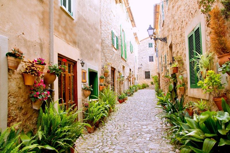 Het bergdorpje Valldemossa Is zonder twijfel een van de leukste wat te doen op Mallorca